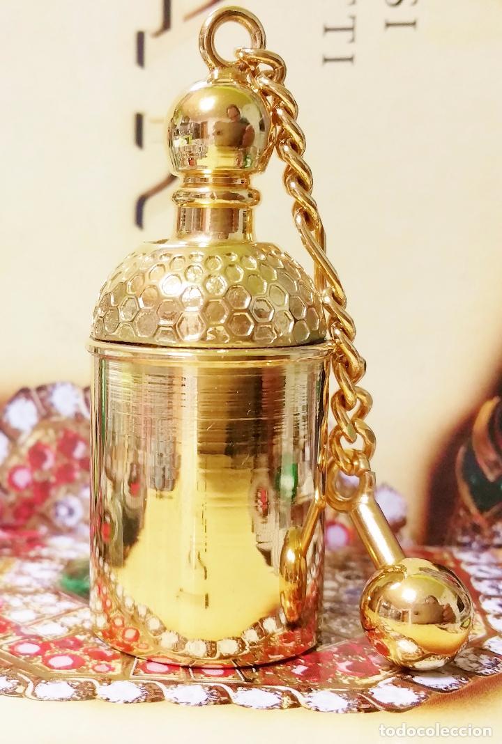 Miniaturas de perfumes antiguos: x4 PERFUMEROS + 1 MINIATURA LLAVERO (VINTAGE) - Foto 46 - 82014916