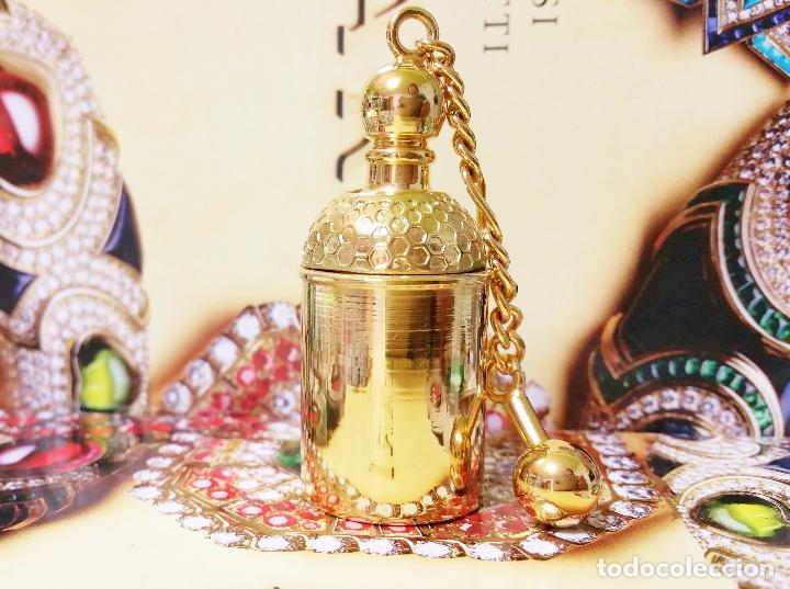 Miniaturas de perfumes antiguos: x4 PERFUMEROS + 1 MINIATURA LLAVERO (VINTAGE) - Foto 47 - 82014916