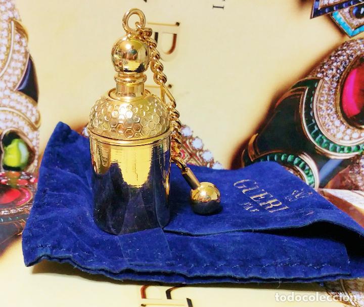 Miniaturas de perfumes antiguos: x4 PERFUMEROS + 1 MINIATURA LLAVERO (VINTAGE) - Foto 50 - 82014916