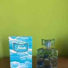 Miniaturas de perfumes antiguos: COLONIA FARALA IN BLUE 200ML. Lote 82163078