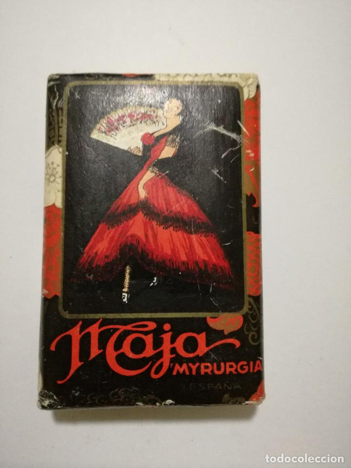 JABON MAJA MYRURGIA 21G (Coleccionismo - Miniaturas de Perfumes)