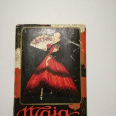 Miniaturas de perfumes antiguos: JABON MAJA MYRURGIA 21G. Lote 82674812
