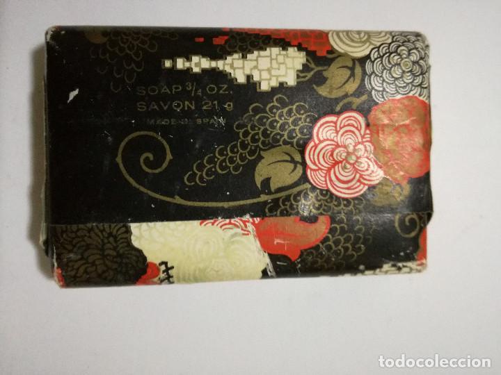 Miniaturas de perfumes antiguos: JABON MAJA MYRURGIA 21G - Foto 2 - 82674812