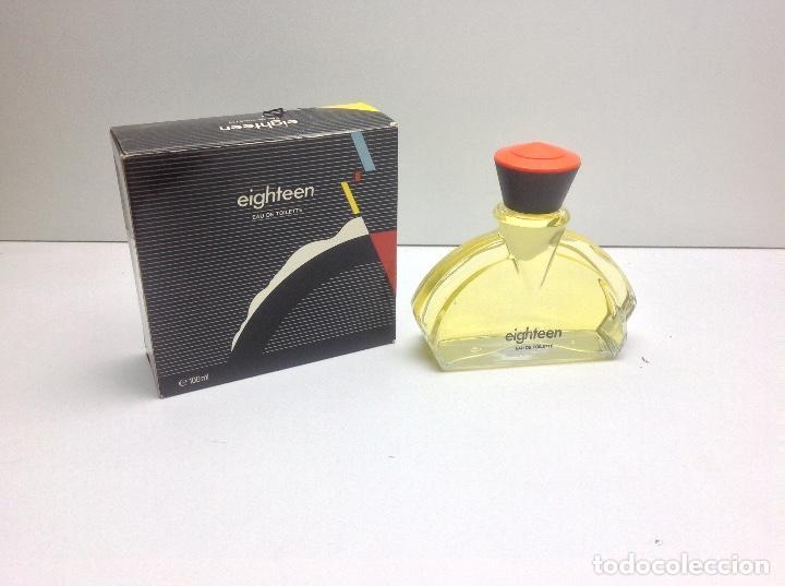 AGUA DE COLONIA EIGHTEEN 100 ML RESTO PERFUMERIA (Coleccionismo - Miniaturas de Perfumes)