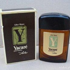 Miniaturas de perfumes antiguos: VINTAGE AFTER SHAVE YACARÉ POUR MOMME, MARGARET ASTOR 100 ML.. Lote 88185364