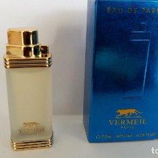 Miniaturas de perfumes antiguos: MINIATURA VERMEIL DE JEAN LOUIS VERMEIL. Lote 89383332