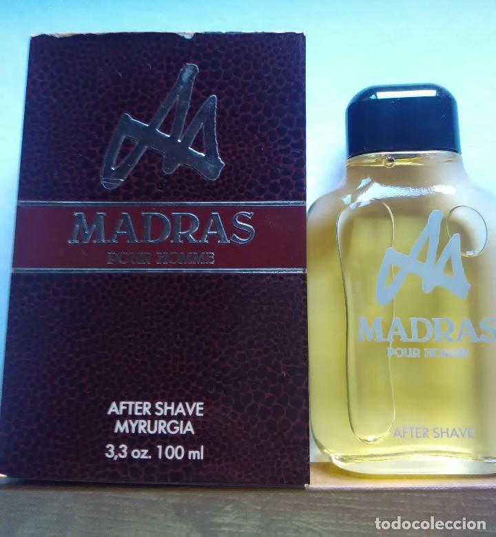 MADRAS AFTER SHAVE DE MYRURGIA 100 ML. DESCATALOGADO (Coleccionismo - Miniaturas de Perfumes)