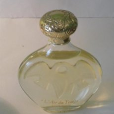Miniaturas de perfumes antiguos: FRASCO PERFUME VACIO FICTICIO NINA RICCI 9 CMS. Lote 90615220