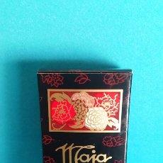 Miniaturas de perfumes antiguos: MINIATURA MUESTRA COLONIA MAJA DE MYRURGIA . Lote 93913325