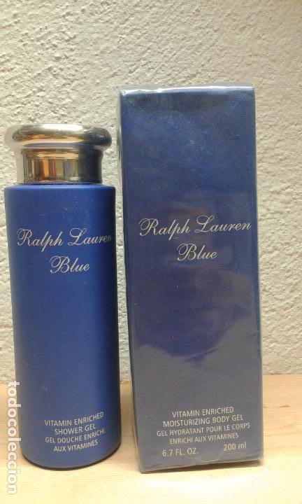 Ralph Lauren Pour Ml Discontinued Femme Gel Polo Shower Blue 200 IYv76fybgm