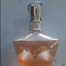 Miniaturas de perfumes antiguos: FICTICIO GIGANTE / FACTICE GEGANT. JEAN PAUL GAULTIER. CLASSIQUE. Lote 94746851