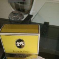 Miniaturas de perfumes antiguos: JABÓN L AIR DU TEMPS NINA RICCI. Lote 95019295