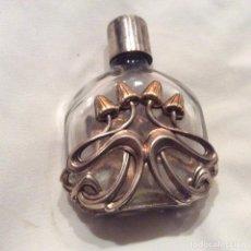 Miniaturas de perfumes antiguos: PRECIOSA BOTELLA TOPAZIO. Lote 95839191