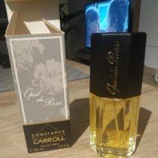 Miniaturas de perfumes antiguos: PERFUME CONSTANCE CARROLL OPAL DU ROSE. Lote 96112679