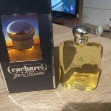 Miniaturas de perfumes antiguos: COLONIA CACHAREL POUR HOMME. Lote 96113107