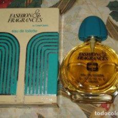 Miniaturas de perfumes antiguos: VINTAGE,COLONIA FASHION FRAGRANCES,100ML BY CAMPOMAR.. Lote 96439263