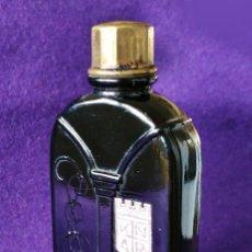 Miniaturas de perfumes antiguos: ANTIGUO FRASCO MINIATURA MODERNISTA DE PERFUME KNAPP. PROPIEDAD CLAVEL. AÑOS 20. RARO. KNAP. K N A P. Lote 96696975