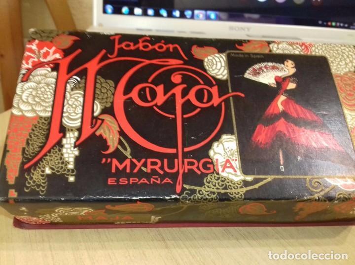 Miniaturas de perfumes antiguos: Estuche maja de mirurgia - Foto 3 - 145814602