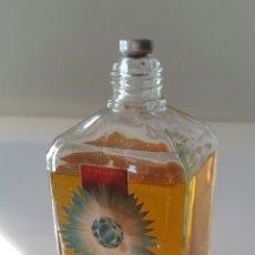 Miniaturas de perfumes antiguos: COLONIA DIAMANTE AZUL MÁS BARCELONA BOTE GRANEL. Lote 101813955