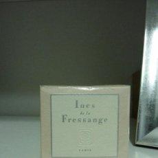 Miniaturas de perfumes antiguos: INES DE LA FRESSANGE EDP FOR WOMAN CAJA DE 30ML SPRAY. CAJA ESTROPEADA Y PRECINTO SUCIO. Lote 102274719