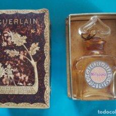 Miniaturas de perfumes antiguos: COLECCIONABLE MITSUKO DE GUERLAIN EN SU ESTUCHE ORIGINAL BACCARAT FIRMADO. 8.5 CTMS. Lote 102618027