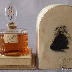 Miniaturas de perfumes antiguos: PERFUME PROMESA DE MYRURGIA AÑOS 1930. Lote 103132127