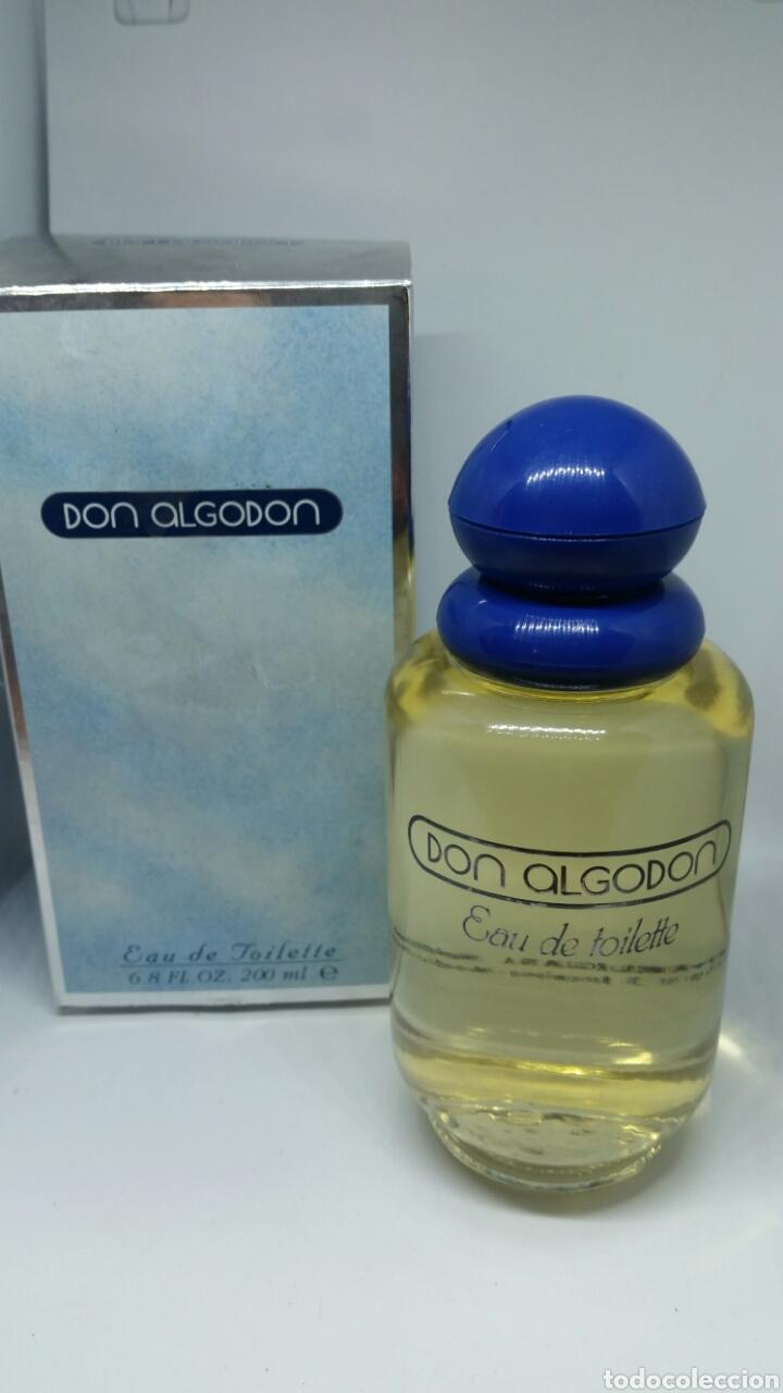 COLONIA DON ALGODÓN DE 200 ML (Coleccionismo - Miniaturas de Perfumes)