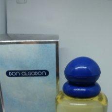 Miniaturas de perfumes antiguos: COLONIA DON ALGODÓN DE 200 ML. Lote 103897148