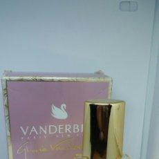 Miniaturas de perfumes antiguos: COLONIA VANDERBILT VAPORIZADOR 100ML. Lote 103934338