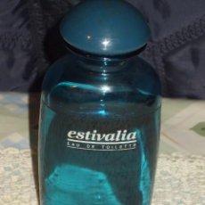 Miniaturas de perfumes antiguos: COLONIA ESTIVALIA 100ML,DESCATALOGADA.. Lote 105112451