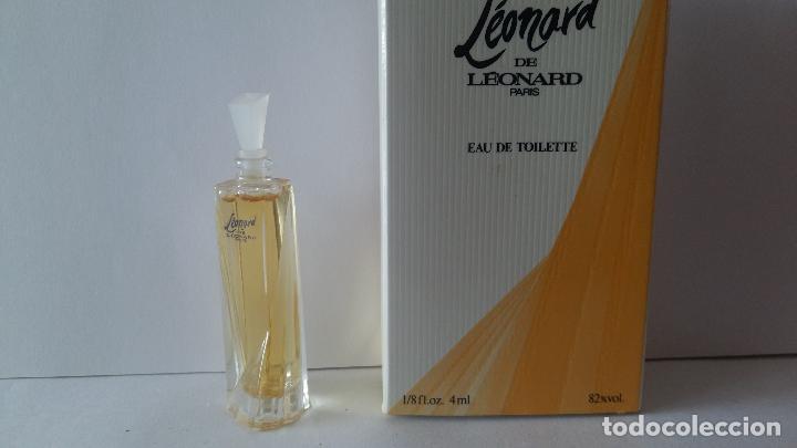 MINIATURA LEONARD DE LEONARD (Coleccionismo - Miniaturas de Perfumes)