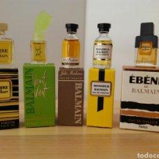 Miniaturas de perfumes antiguos: MINIATURA DE PERFUME BALMAIN. Lote 74320331