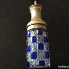 Miniaturas de perfumes antiguos: ANTIGUA BOTELLA DE COLONIA. Lote 105666043