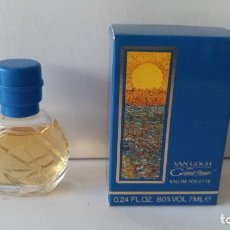Miniaturas de perfumes antiguos: MINIATURA VAN GOGH. Lote 105737119