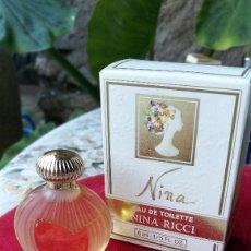 Miniaturas de perfumes antiguos: MUESTRA NINA RICCI.. Lote 107907295
