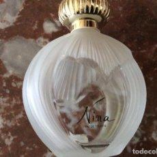 Miniaturas de perfumes antiguos: BOTELLA NINA LALIQUE. Lote 108015419