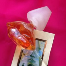 Miniaturas de perfumes antiguos: THE COLLECTION PARFUM- MINIATURA DE PERFUME SALVADOR DALÍ- SALVADOR- EAU DE PARFUM, PARIS.. Lote 163059470