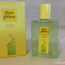 Miniaturas de perfumes antiguos: HENO DE PRAVIA GAL IBERCAJA. Lote 108884915