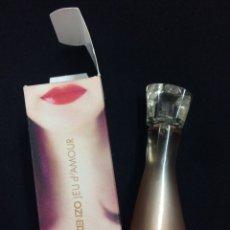 Miniaturas de perfumes antiguos: MINIATURA KENZO. Lote 108976987