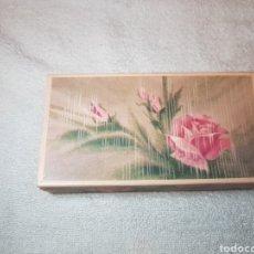 Miniaturas de perfumes antiguos: 3 JABONES PERFUMADOS AVON ANTIGUOS. Lote 109369664