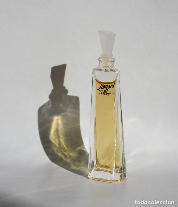 MINIATURA PERFUME LEONARD DE LEONARD 4ML. LLENA. (Coleccionismo - Miniaturas de Perfumes)