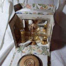 Échantillons de parfums anciens: CURIOSO SET DE LA CASA PONDS. Lote 111032703