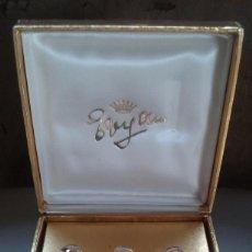 Miniaturas de perfumes antiguos: MOST PRECIOUS - GREAT LADY - WHITE SHOULDERS EDC DE EVYAN 3X15ML. VINTAGE. Lote 111548879
