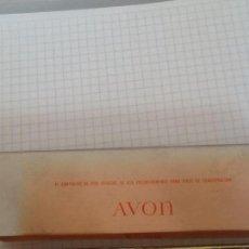 Miniaturas de perfumes antiguos: MUESTRARIO PERFUMES DE AVON.. Lote 112236751