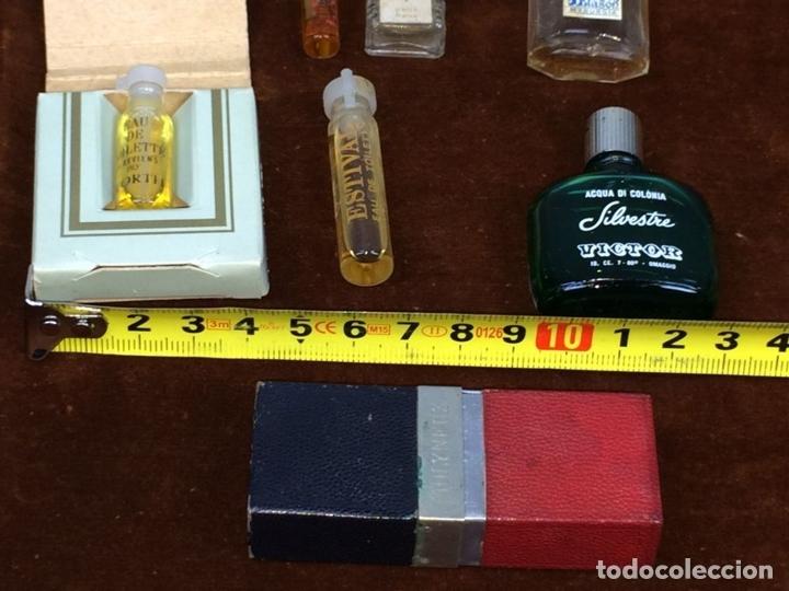 Miniaturas de perfumes antiguos: LOTE DE MINIATURAS DE PERFUME. DIVERSAS MARCAS. EUROPA. CIRCA 1940 - Foto 3 - 112340003