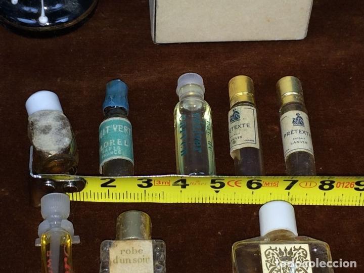 Miniaturas de perfumes antiguos: LOTE DE MINIATURAS DE PERFUME. DIVERSAS MARCAS. EUROPA. CIRCA 1940 - Foto 19 - 112340003