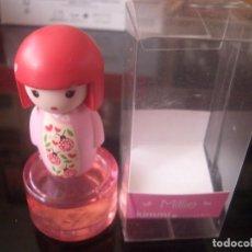 Miniaturas de perfumes antiguos: MINI**MILLIE**8 ML.** KIMMI** PARFUM C/CAJA. SON PRECIOSAS. Lote 113254851