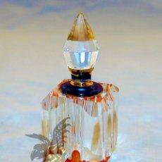 Miniaturas de perfumes antiguos: ANTIGUA BOTELLA O FRASCO DE PERFUME. Lote 114535115