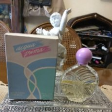 Miniaturas de perfumes antiguos: COLONIA ACQUA PRIMA MYRURGIA 50 ML. Lote 115367402