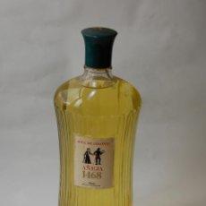 Miniaturas de perfumes antiguos: FRASCO DE COLONIA AÑEJA DE RIPLEY 1 LITRO // MUY ANTIGUO. Lote 115497019